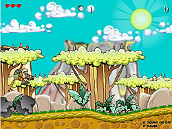 Caveman Run game