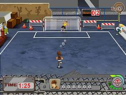 Permainan Goal Street
