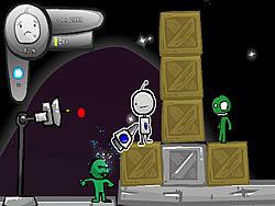 Robot Jim game