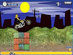 मुफ्त खेल खेलें Moto Rallye Game