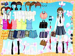 मुफ्त खेल खेलें Work Outfit Dress Up