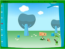 Permainan Happy Tree Friends - Cub Shoot 2