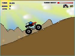 मुफ्त खेल खेलें Big Truck Adventures - Canyon Run