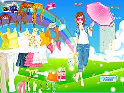 मुफ्त खेल खेलें Spring Umbrella