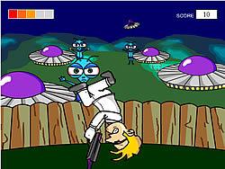 Jogar jogo grátis Alien Shooter