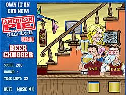 Gioca gratuitamente a American Pie - Beer Chugger