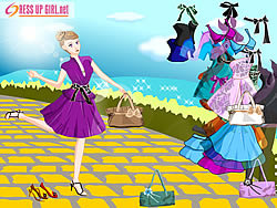 New Day Dressup game