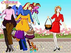 Gioca gratuitamente a Dressup Girl Summer 2008 Collections