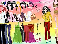 Boogie Dance Dress Up παιχνίδι