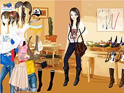 Kathryn In House Dressup παιχνίδι