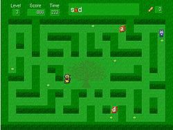 Играть бесплатно в игру Word Maze