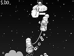 Jogar jogo grátis Twin Hobo Rocket