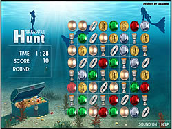 Gioca gratuitamente a Treasure Hunt Game