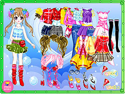 Jenny Doll Princess game