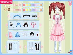 Make A Dream-like Doll game