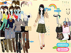 Key Trends for Spring 08 game