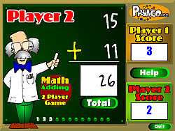 Permainan Two Player Math Game