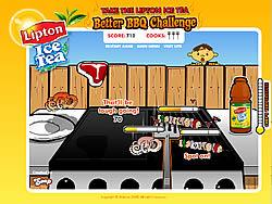 Permainan Better BBQ Challenge