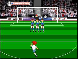 Permainan 3G Free Kick