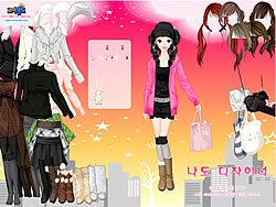Skyline Dress Up παιχνίδι