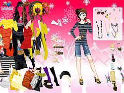 Gioca gratuitamente a Shopping Girl Dressup 2