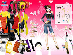 Shopping Girl Dressup 2 παιχνίδι