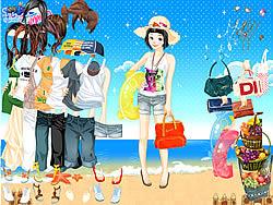 Hottest Looks For Girls Summer παιχνίδι