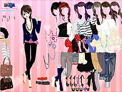 Gioca gratuitamente a Pink Chique Dress Up