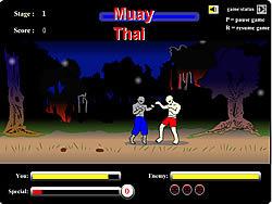 Играть бесплатно в игру Muay Thai