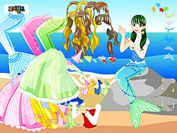 gra Mermaid 2 Dress Up