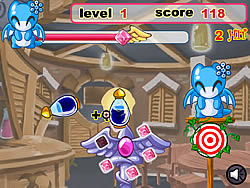 Cute Dragon Shooter game