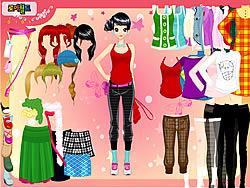 Gioca gratuitamente a Fashion House Dress Up