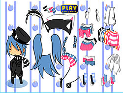 Kids Dress Up game