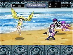 Gioca gratuitamente a Digital Angels: Summoner Saga 2