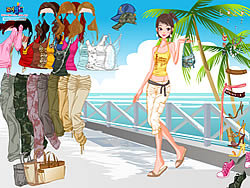 Gioca gratuitamente a Summer Cargo Pants