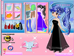 Juji Dress Up game