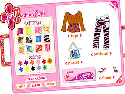 Fashion Fun game