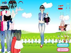 Gioca gratuitamente a Get Your Favorite Jeans Dress Up