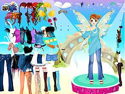 Fairy Fashion game