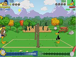 Gioca gratuitamente a Tricky Duck Volleyball
