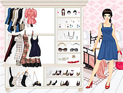 Chic Weekend Casual game