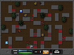 City Under Siege game
