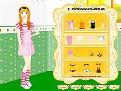 Girl Dressup Makeover 12 game