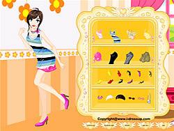 Girl Dressup Makeover 10 oyunu