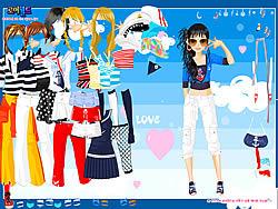 Love Doll Dress Up oyunu