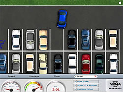 Car Park Challenge spel