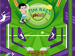 Tim Pinball game
