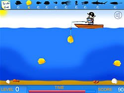 Crazy Fishing game
