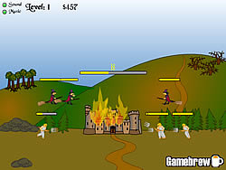 Permainan Castle Fire