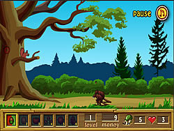 Tree Defense game